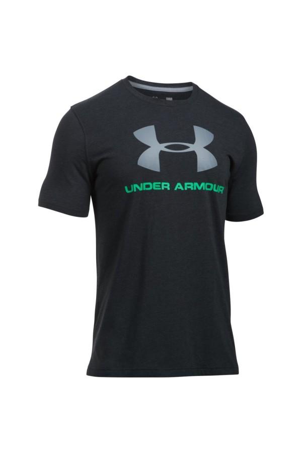 Tričko UNDER ARMOUR Sportstyle Logo black